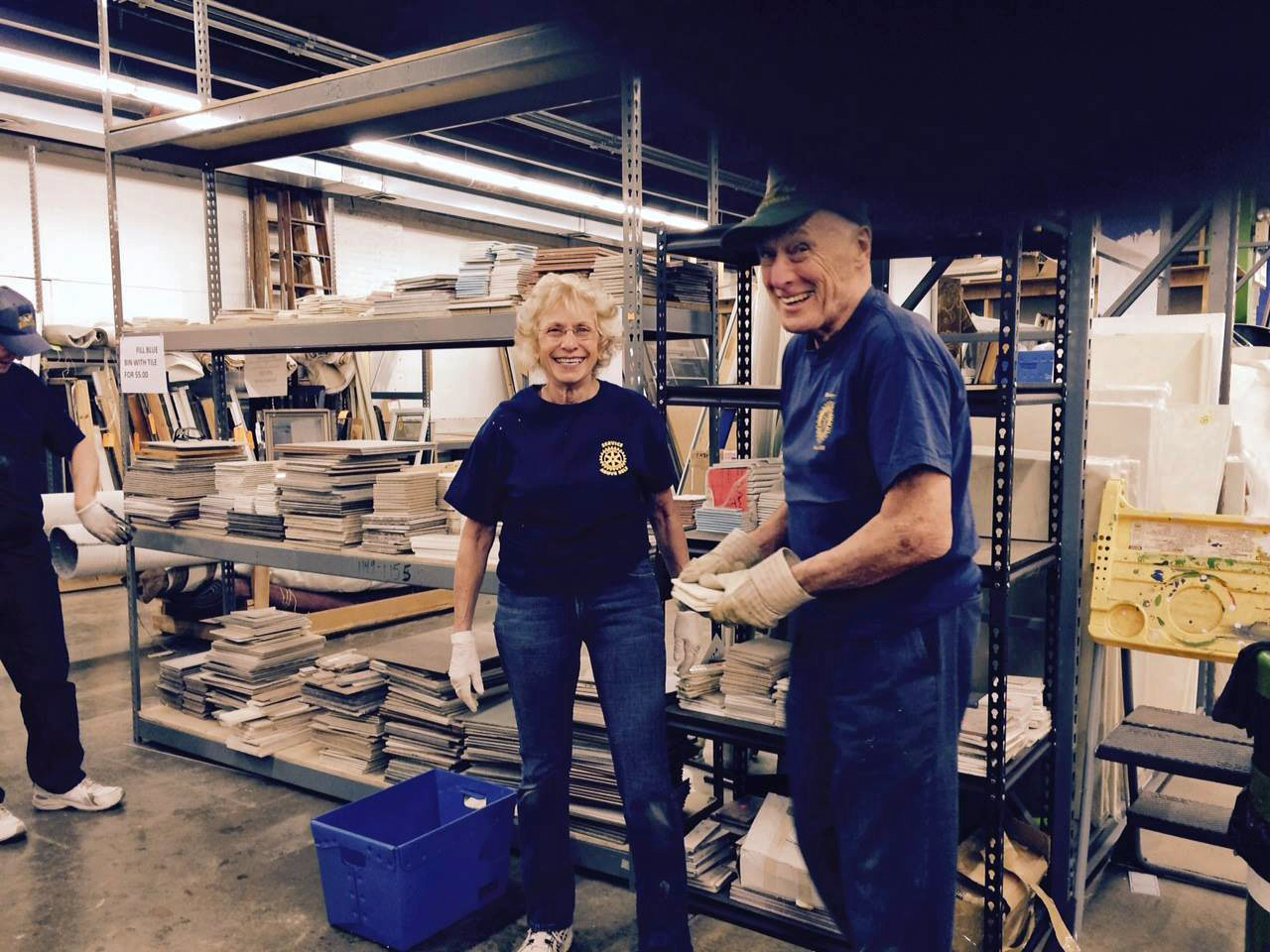 SATURDAY, AUGUST 17, 2019 - HABITAT FOR HUMANITY PHILA. RESTORE VOLUNTEER DAY10:30am‒2pm Volunteers needed to greet donors, unload vehicles, sort donations, and help move merchandise to sales floor.Please register: Habitat Philadelphia ReStore Volunteer Day102.9 WMGK live radio broadcast   food   funRead more on their website: MGK's Gimme Shelter with Habitat for Humanity