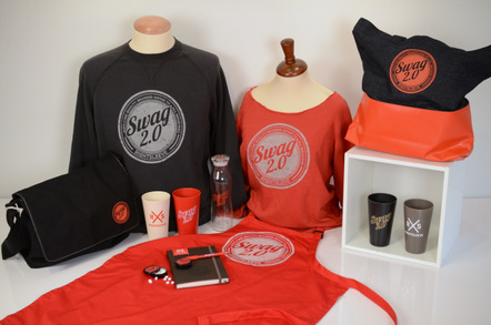SWAG 2.0 2013 Merchandise Collection
