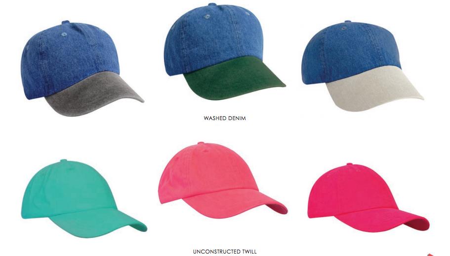 Dad hat colours