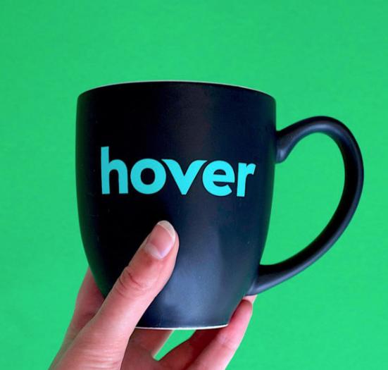 Our Hover mug