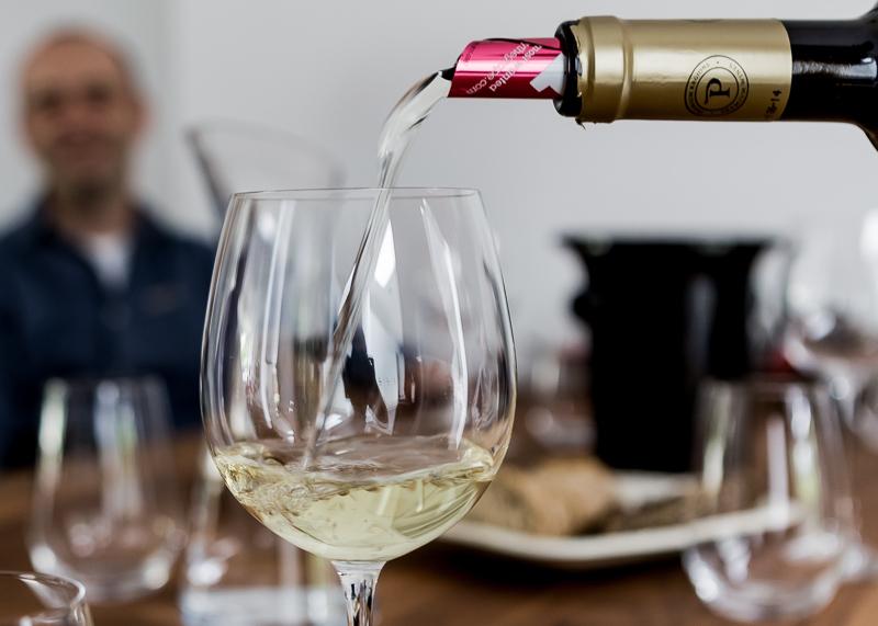 Cecile.wine - wijnworkshop - Proef! wijn inschenken 1
