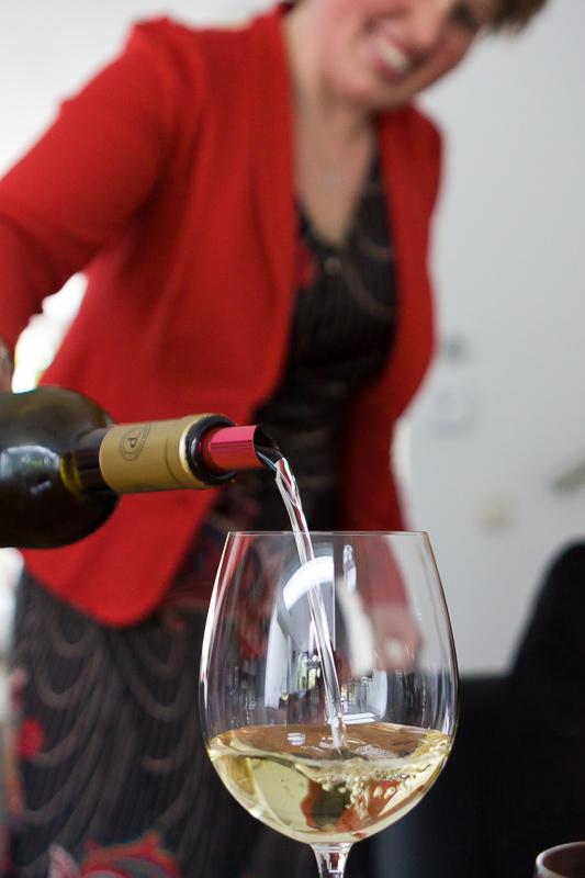 Cecile.wine - wijnworkshop - Proef! - wijn inschenken 2