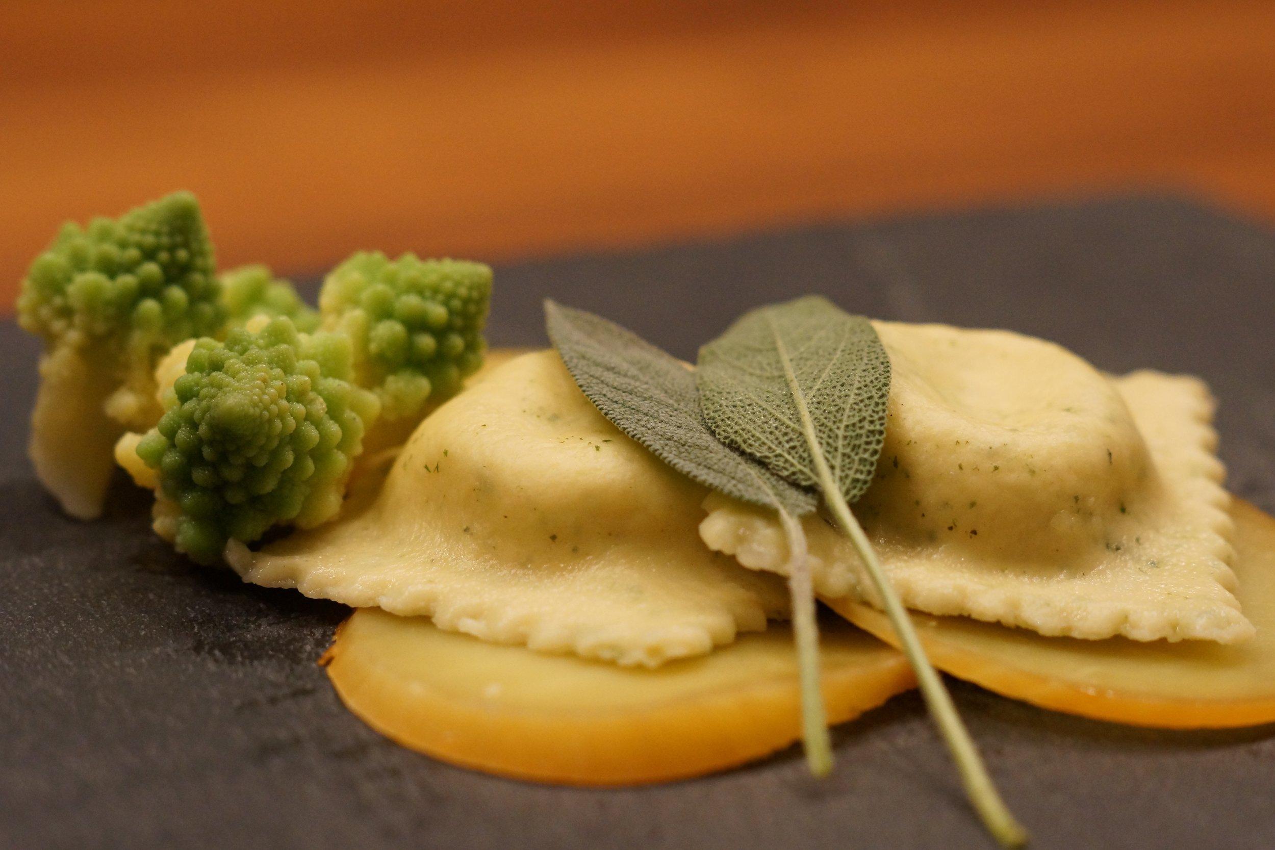 Cecile.wine - kookworkshop - Pasta - ravioli