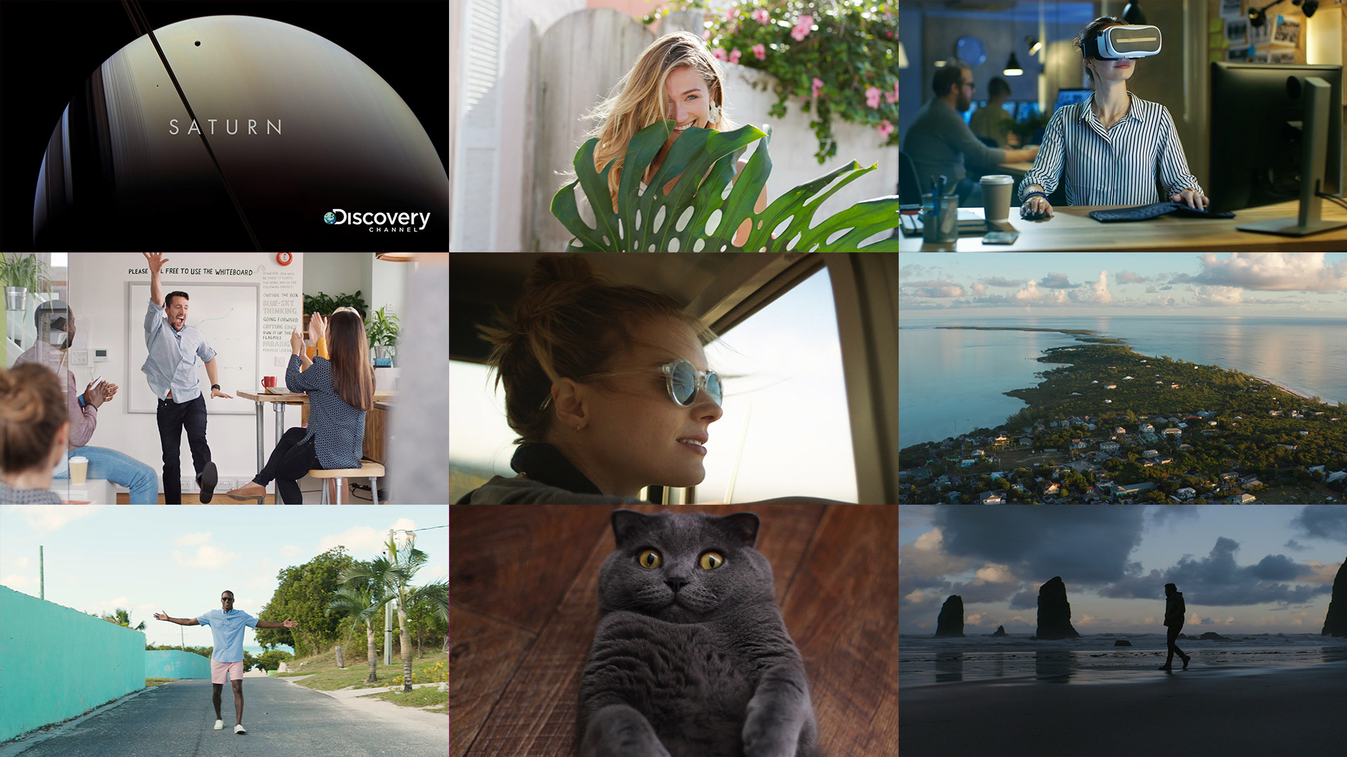 TELESCOPE is a full-service video production company from Orange County, California. We make branded content, commercials, lifestyle videos, micro docs, and films. -