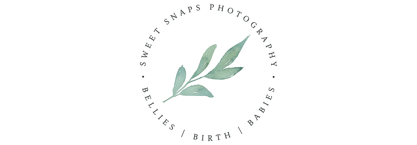 Sweet Snaps Photography Newborn Photography in Northwest Indiana Alternate Logo.png