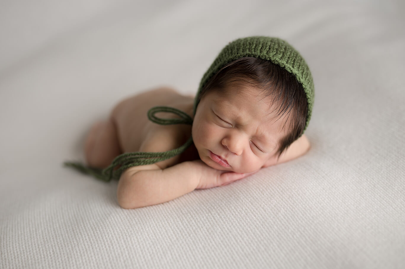 Sweet Snaps Photography - Michigan City Newborn Photographer.