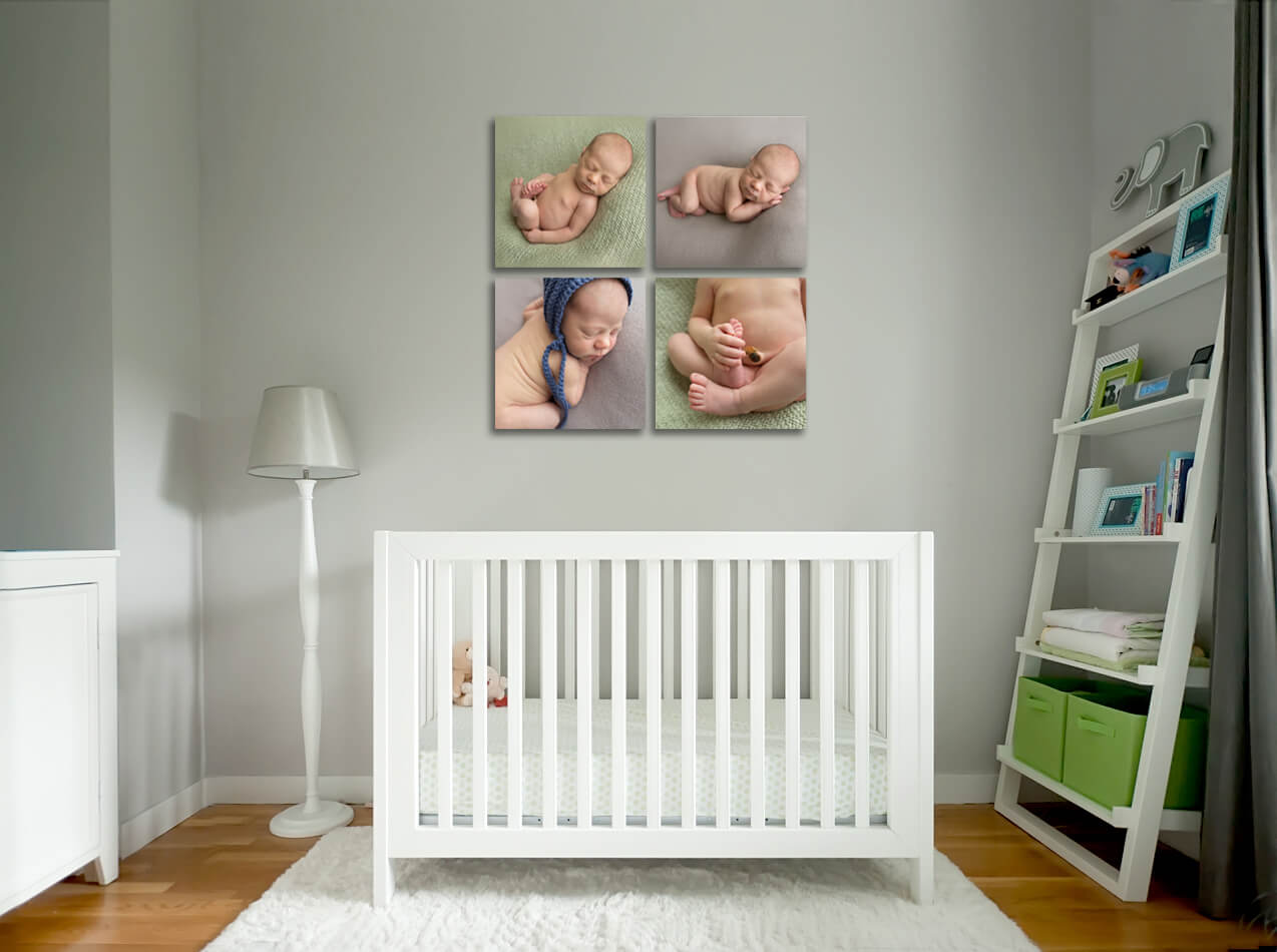 Sweet Snaps Photography - Michigan City Newborn Photographey