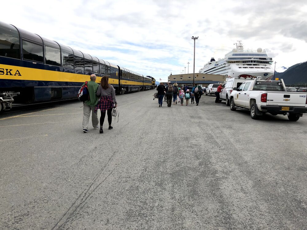Benefits Of Taking The Grandview Train From Anchorage To Seward Tastebuds Travel