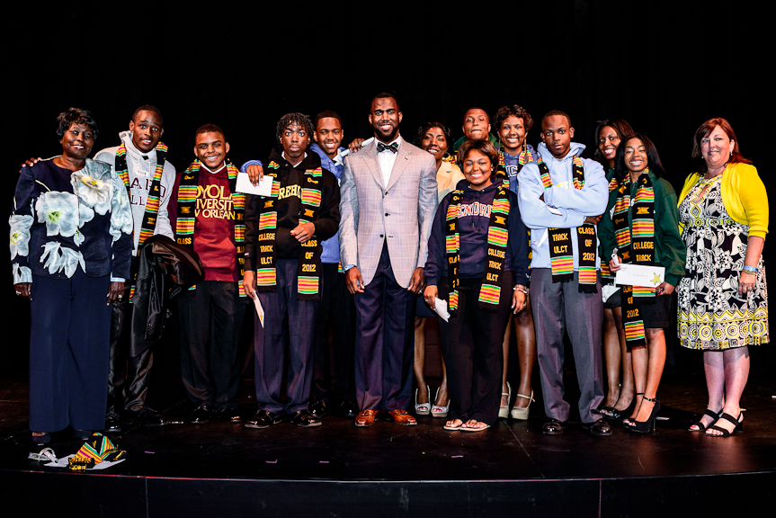 Awards - The Malcolm Jenkins Foundation awards outstanding students in the following categoriesMost ImprovedHigh Academic AchievementOvercoming Adversity
