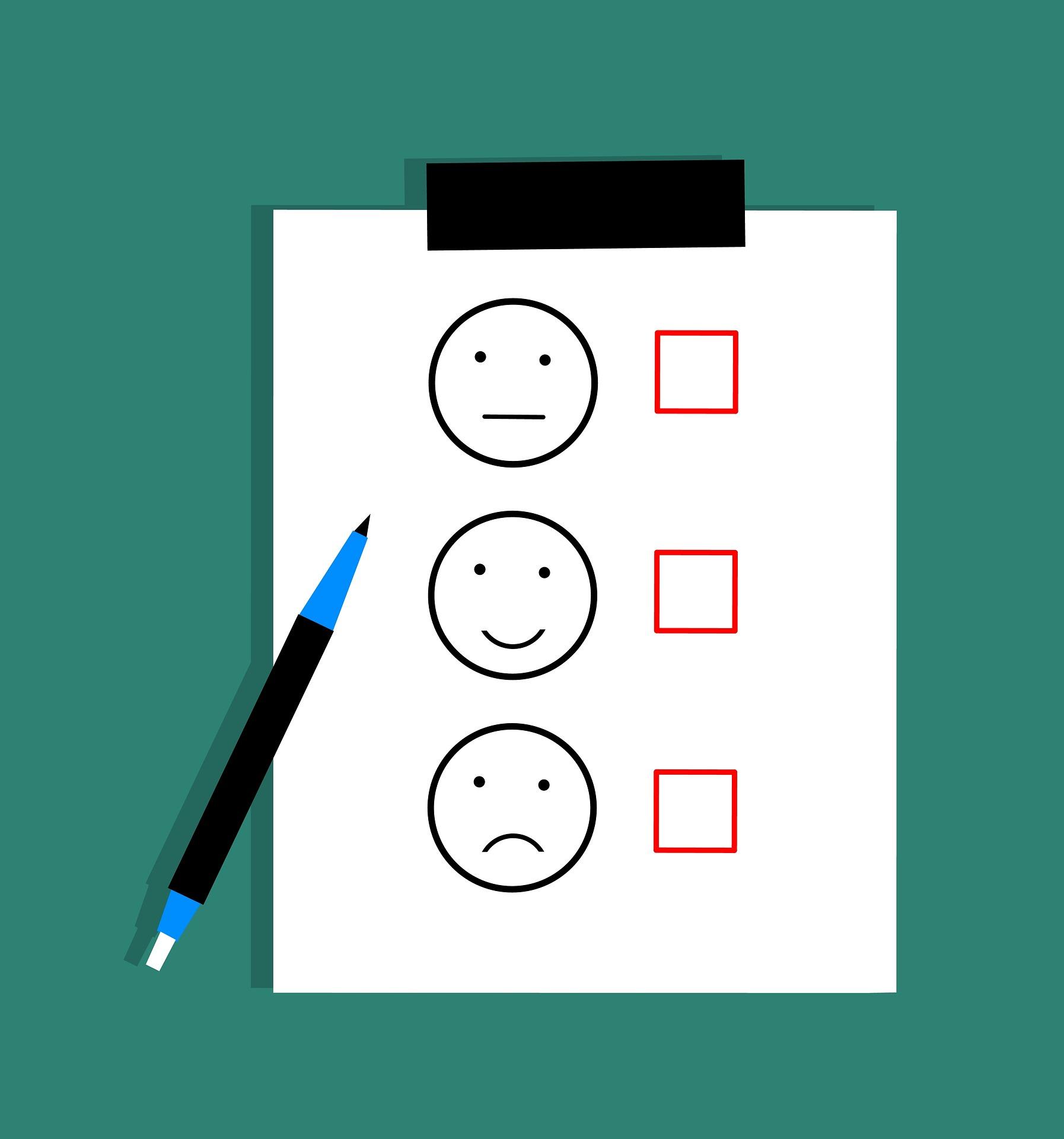 Complete Survey - After your last college visit, please complete our quick survey.