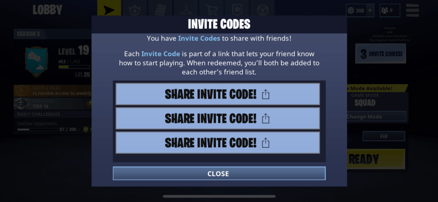 How to get a Fortnite iOS Invite & First Impressions