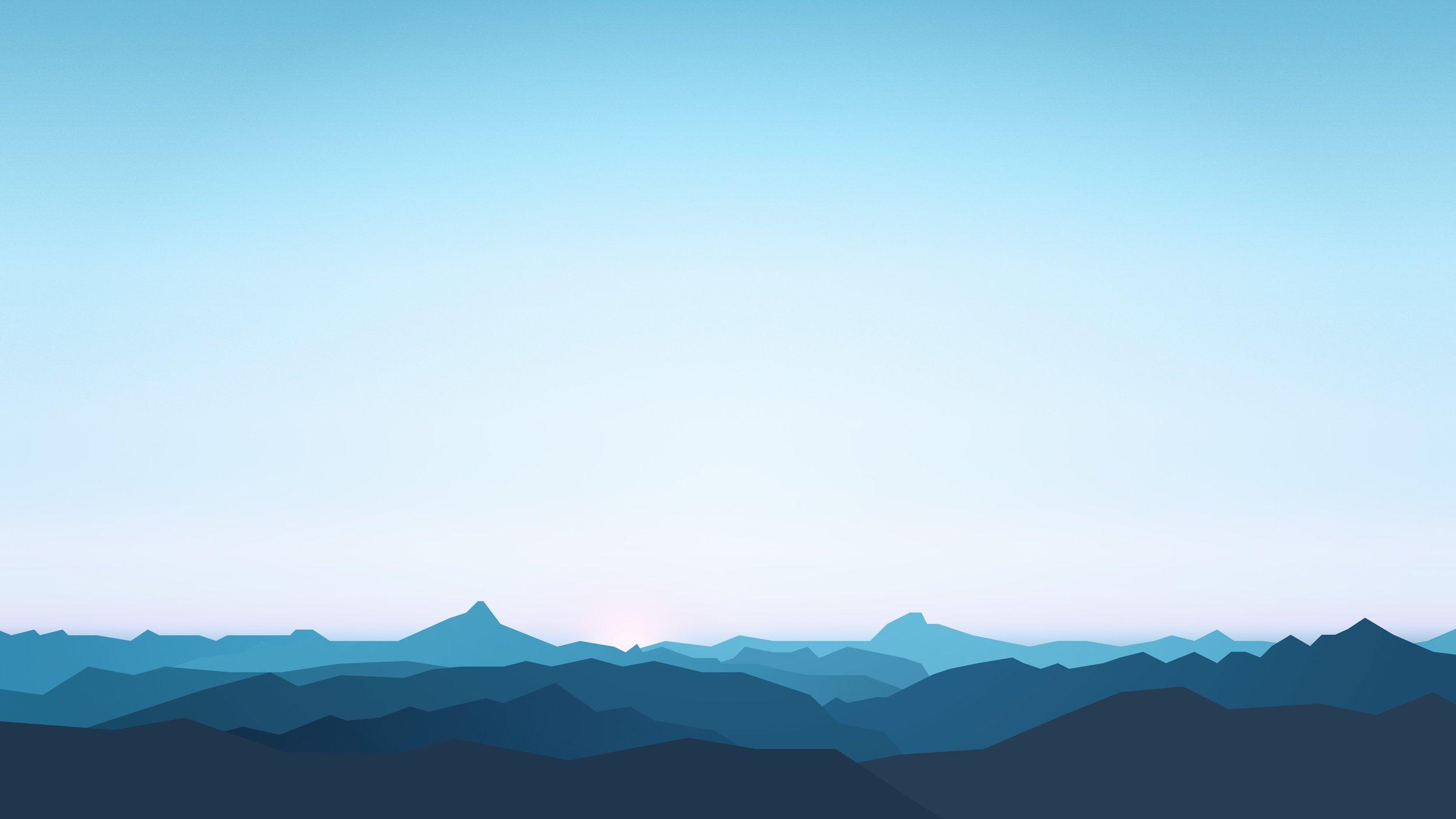 Minimal Mountains Wallpaper Pack For Galaxy S9 Iphone X 5k Imac Dargadgetz
