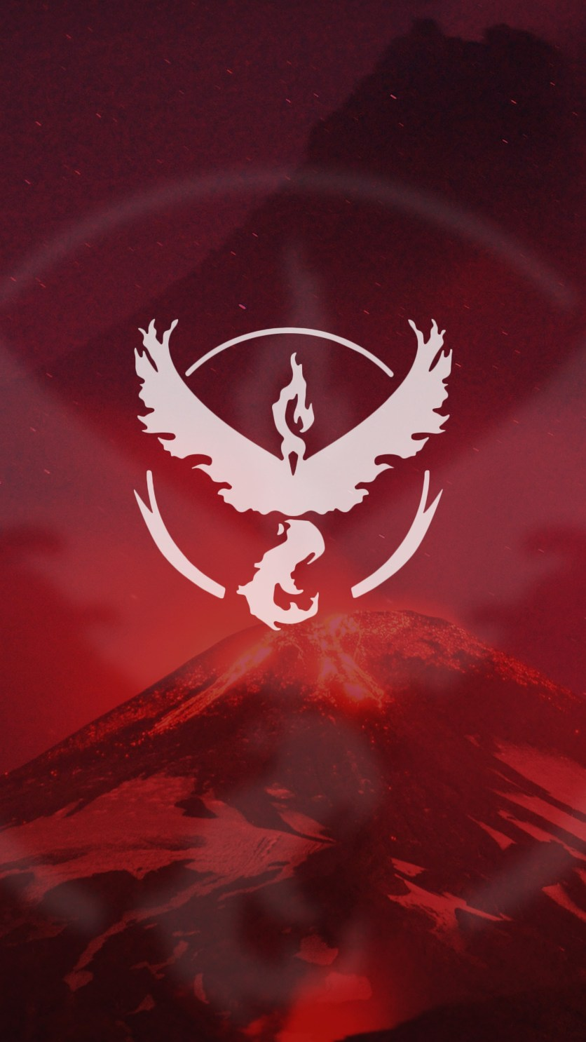Pokemon Go Team Mystic Valor And Instinct Wallpapers Dargadgetz