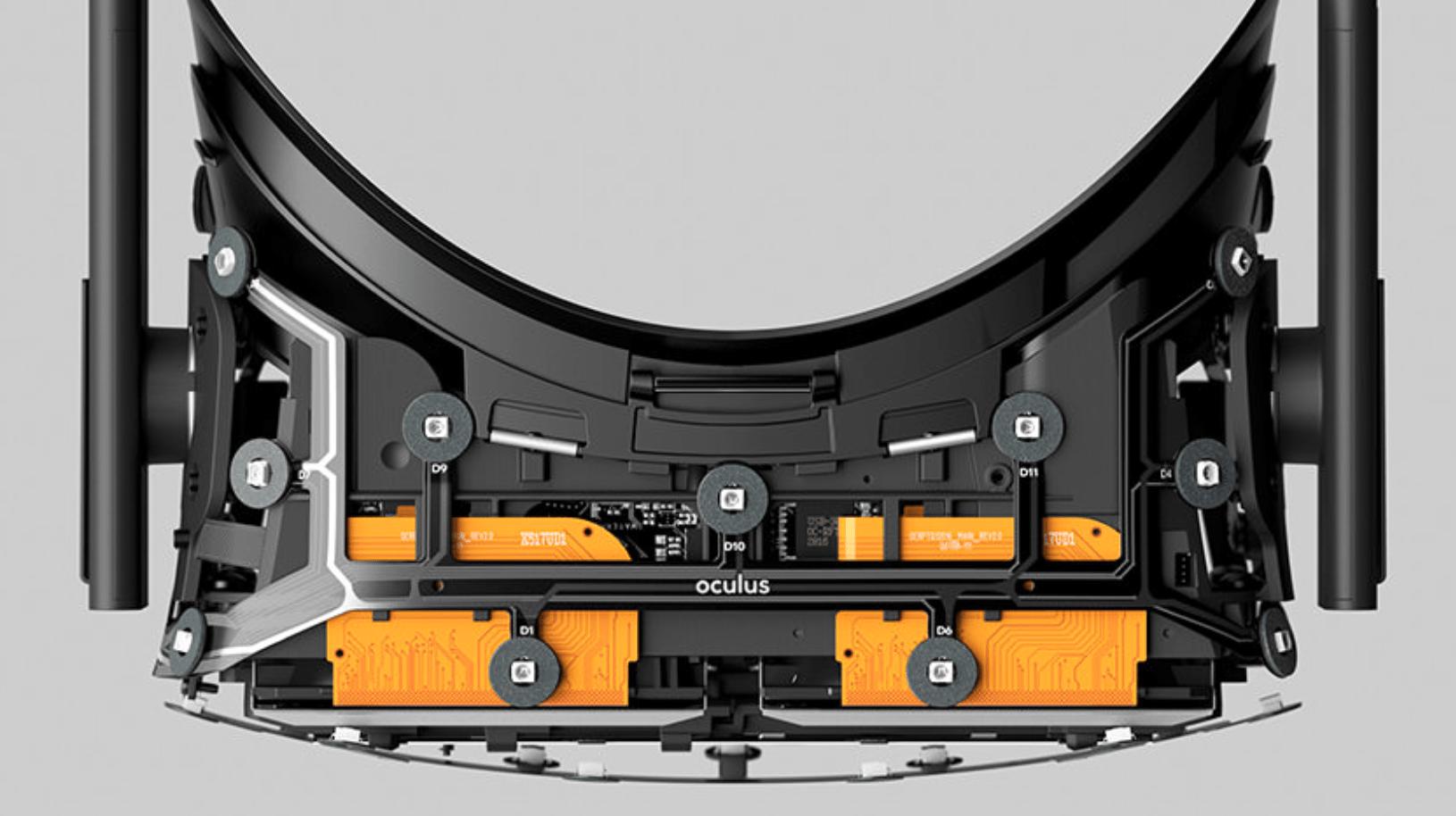 Oculus Reveals Its Rift VR Headset