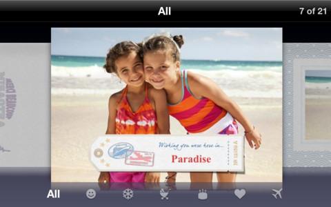cards iOS app