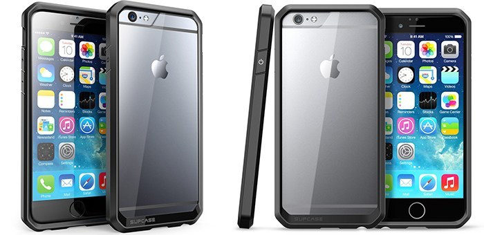 Supcase Hybrid w/ Clear Back iPhone 6 Case