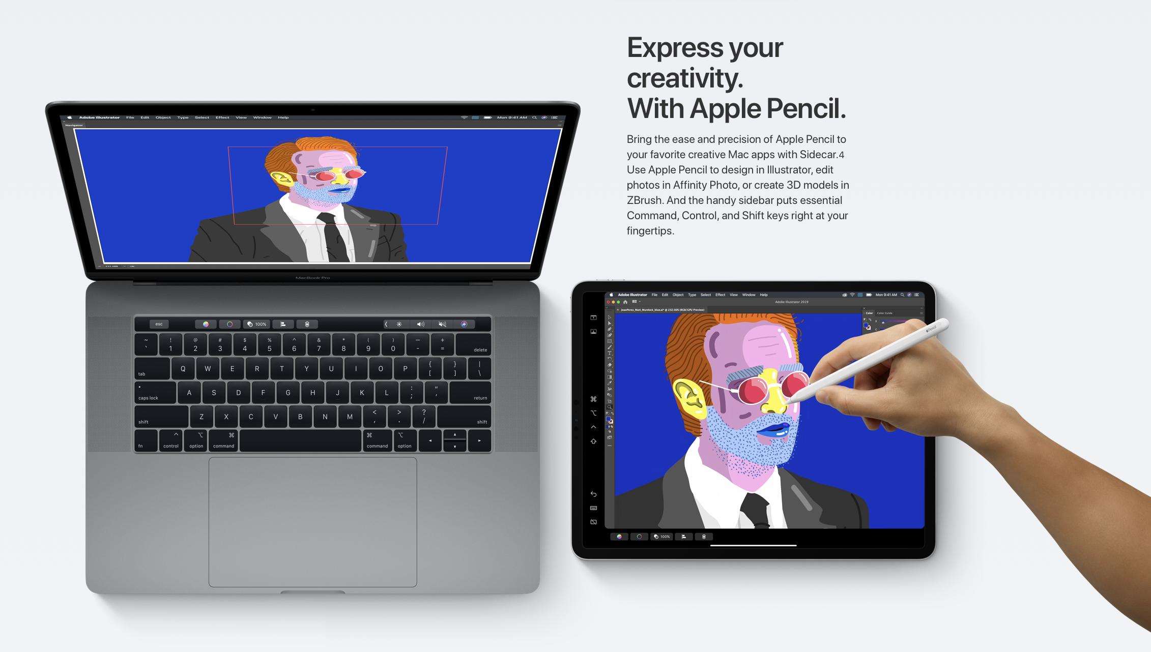 MacOS Catalina iPad as Second Display