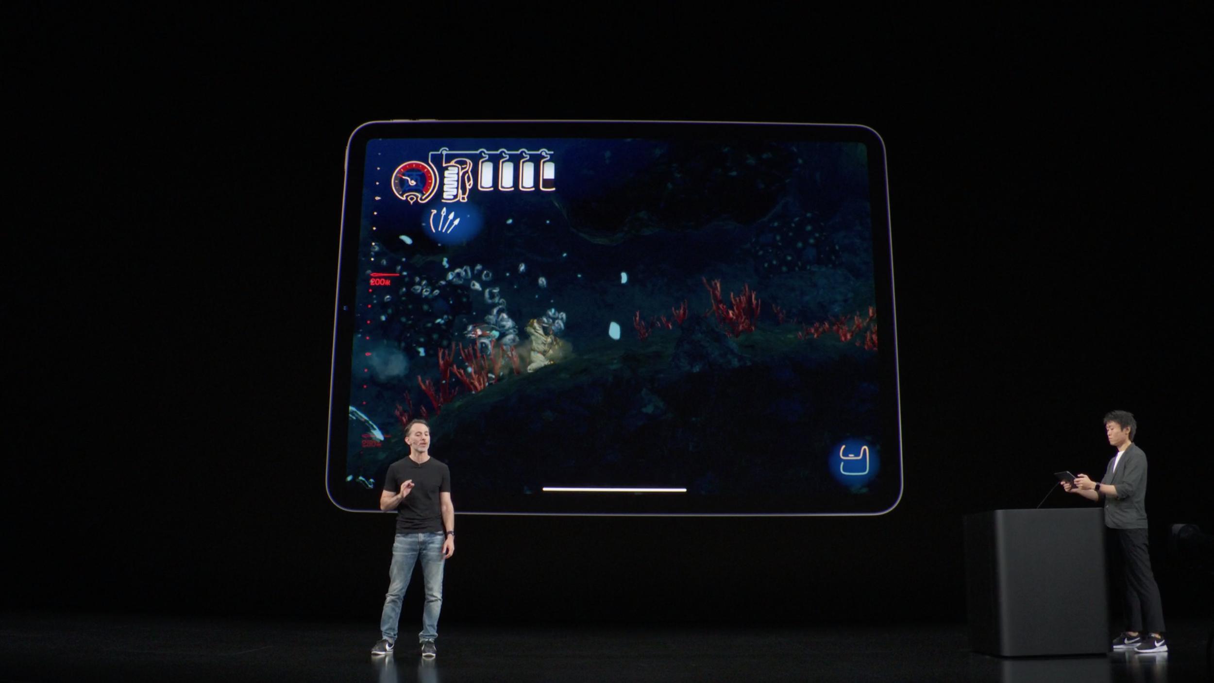 Apple Arcade Capcom Into The Depths.png