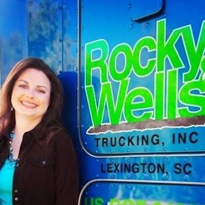 """Loni Martin    President   o: 803.359.9969 ext. 1002 / c: 803.920.5641 / e: loni@rockywells.com  Also known as the """"can do anything"""" woman! From being the boss lady to showing off her mechanical talents, this powerhouse businesswoman can do it all. She is the one overseeing all of the day-to-day operations and always has a smile on her face while doing it! She is the force behind Rocky Wells."""