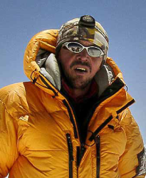 Christian Cuq - Christian was one of the cameramen for the 2001 Mt. Everest expedition which was the first successful female Latin American ascent of Mt. Everest. He has also successfully ascended Mt. Everest and lately he climbed Cho-Oyu with clients.LEARN MORE