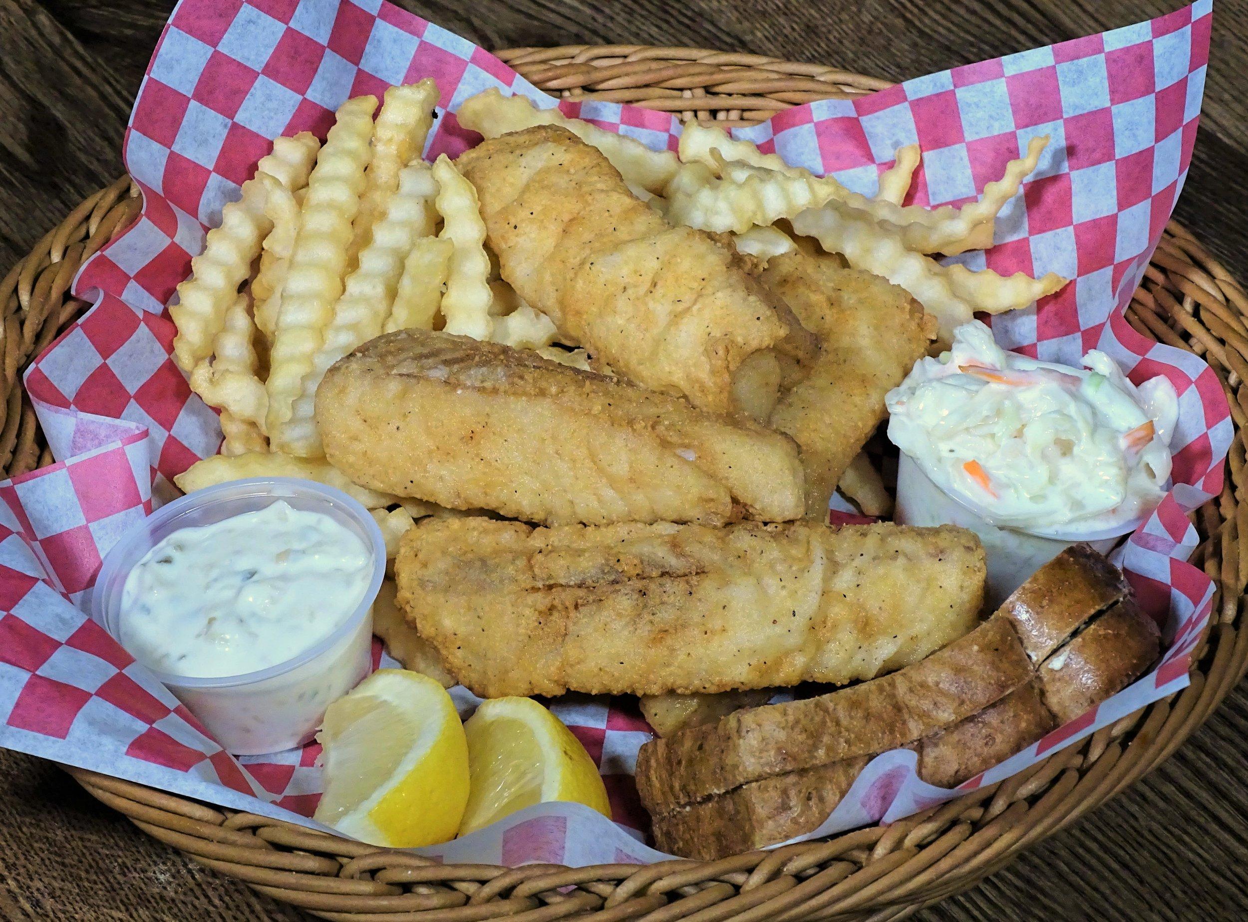Copy of Friday Fish Fry