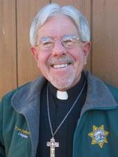Chaplain Jon Hedges