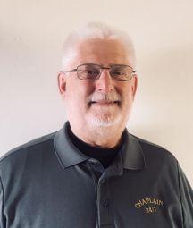 Chaplain Keith McLellan