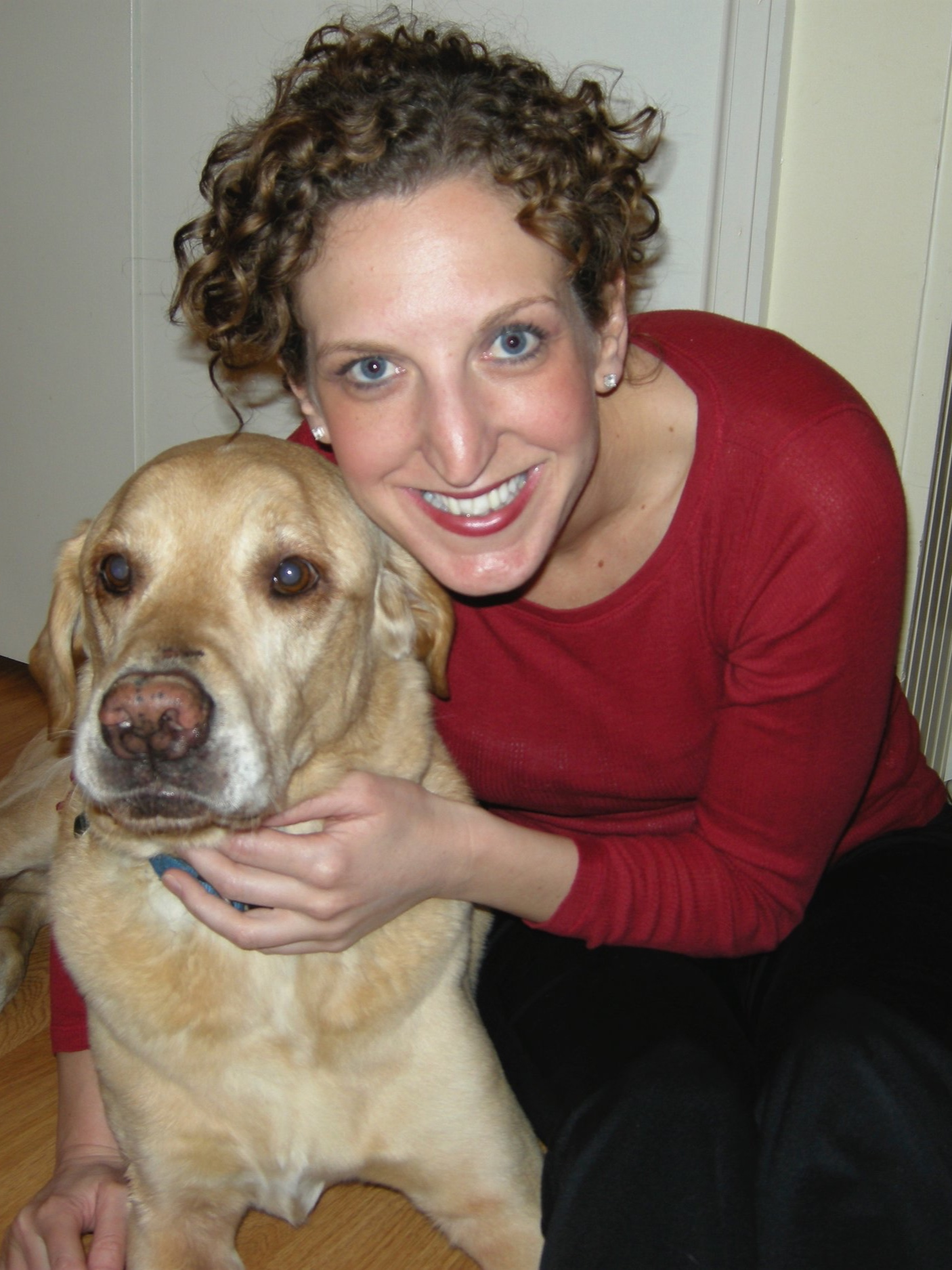 - My daughter, Julie Ann Christiansen, died by suicide in the thirty-fourth year of her life on May 29, 2010. Just eight weeks before her death, I took this photo, the last I ever took of her, as she posed with her dog Phoenix