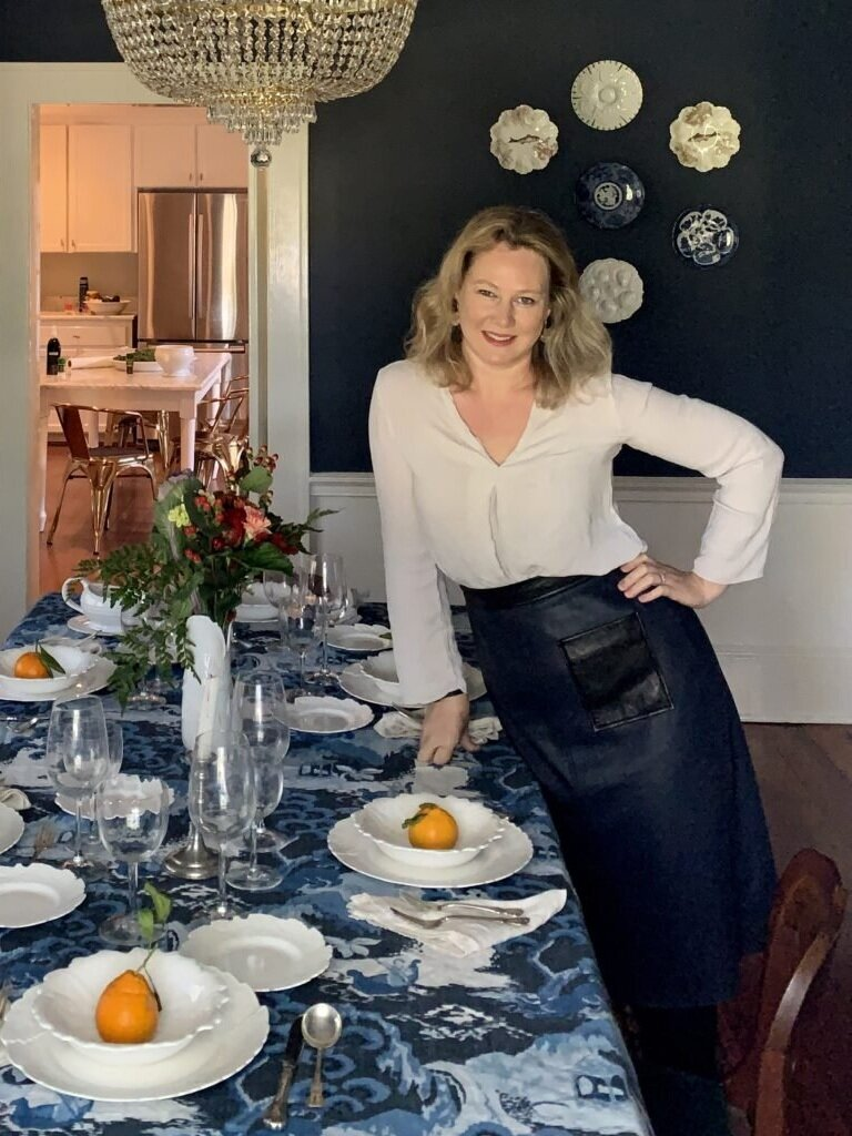EPISODE 033 - BUSY MOMS TAKING THE PLUNGE INTO FOOD BLOGGING WITH AMANDA GIBSON -