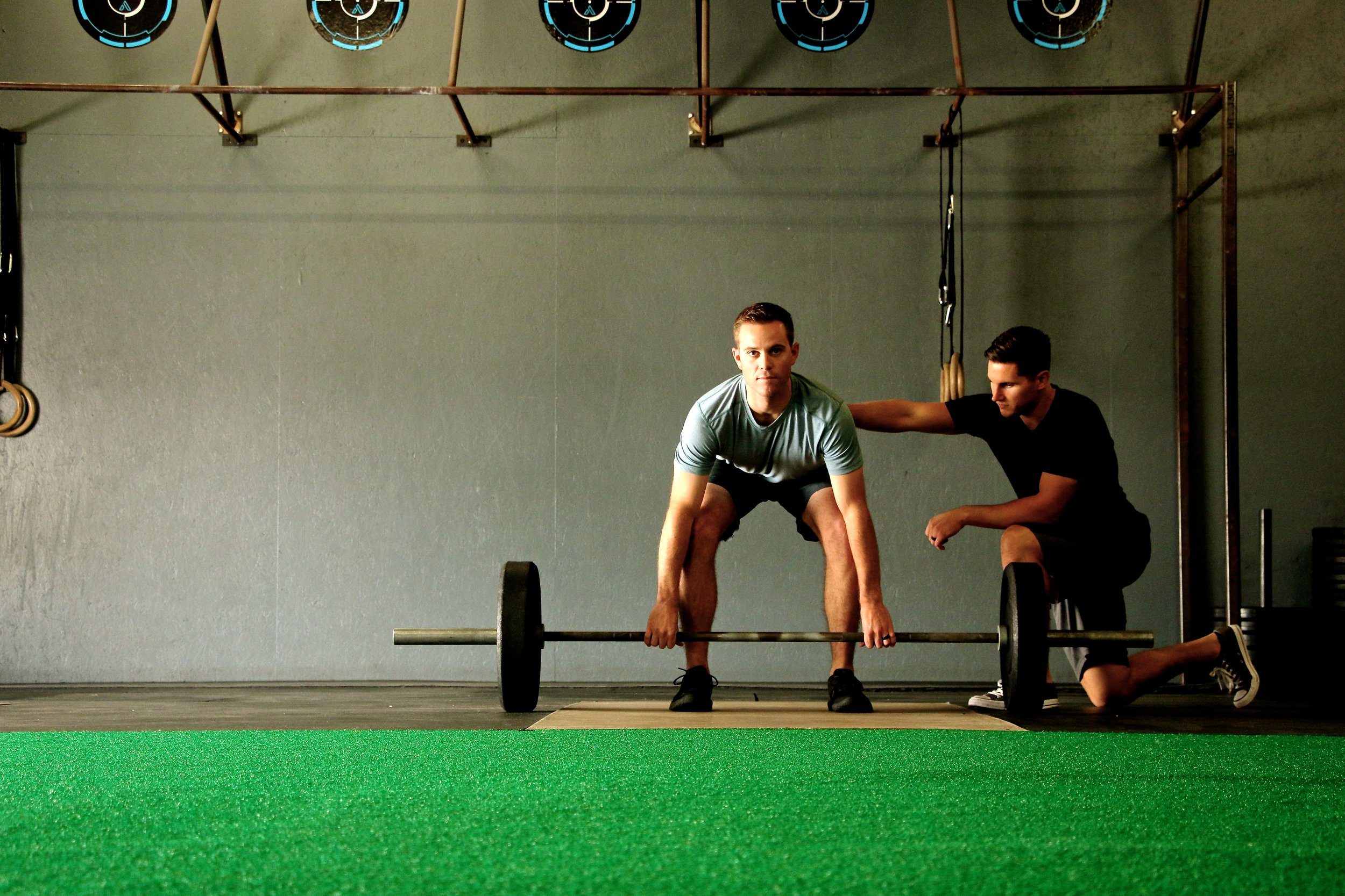 Inside Out Strength and Performance