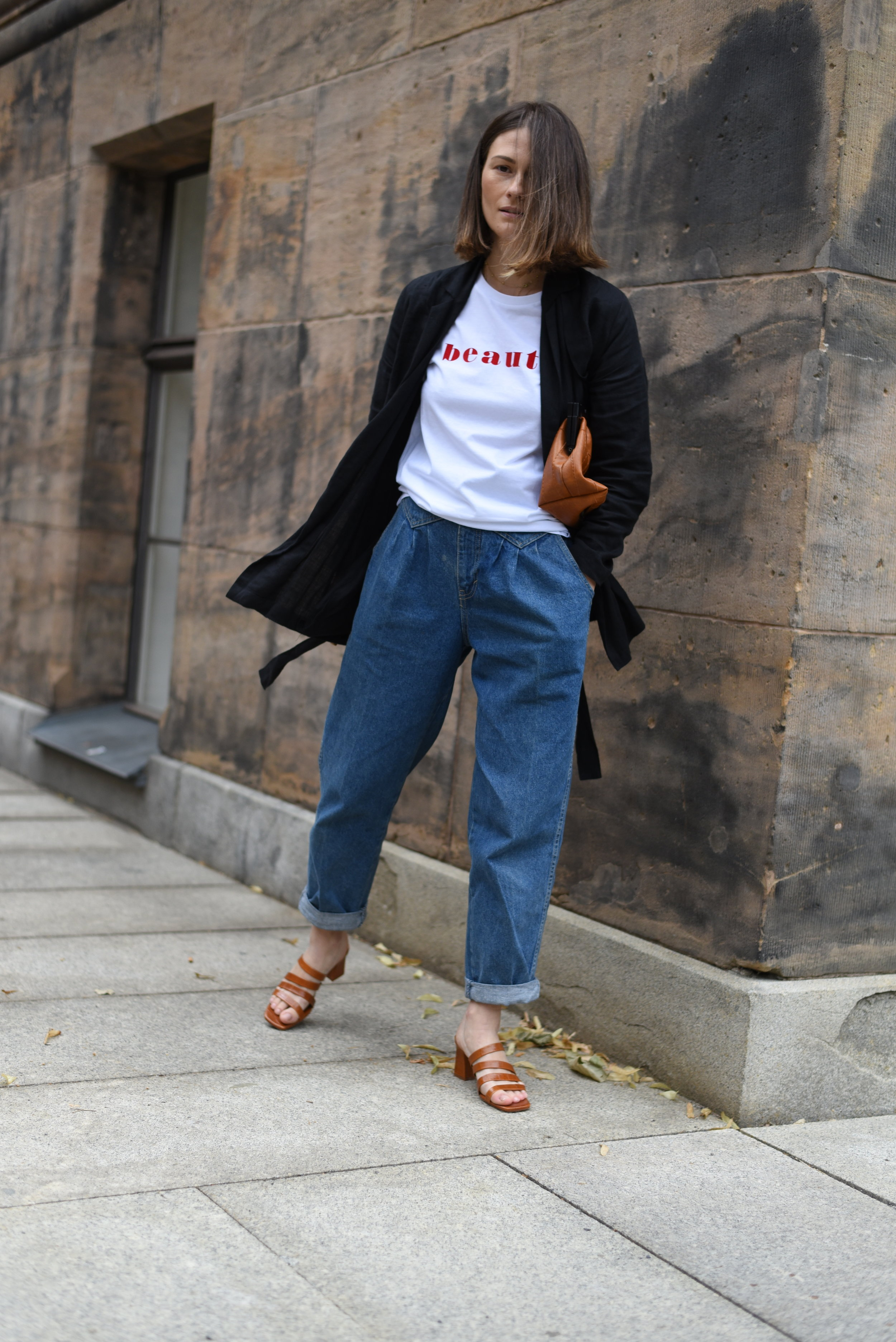 C'EST BEAUTÉ - How to make a simple casual look not simple…