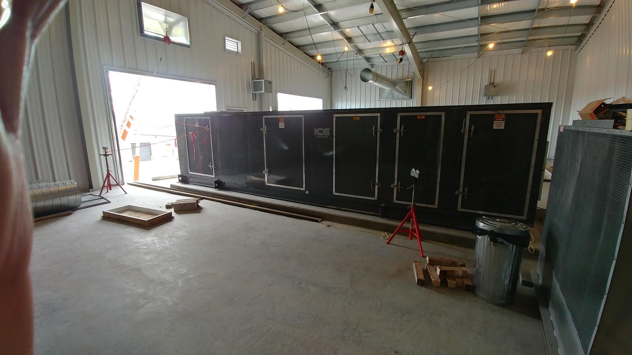 Freeze Facility HVAC Installation1.jpg