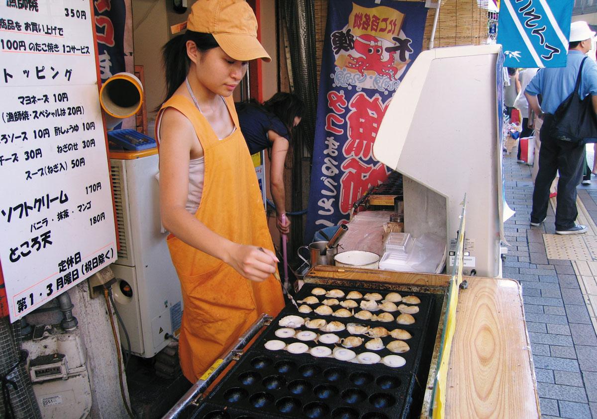 Street Food, Japan style