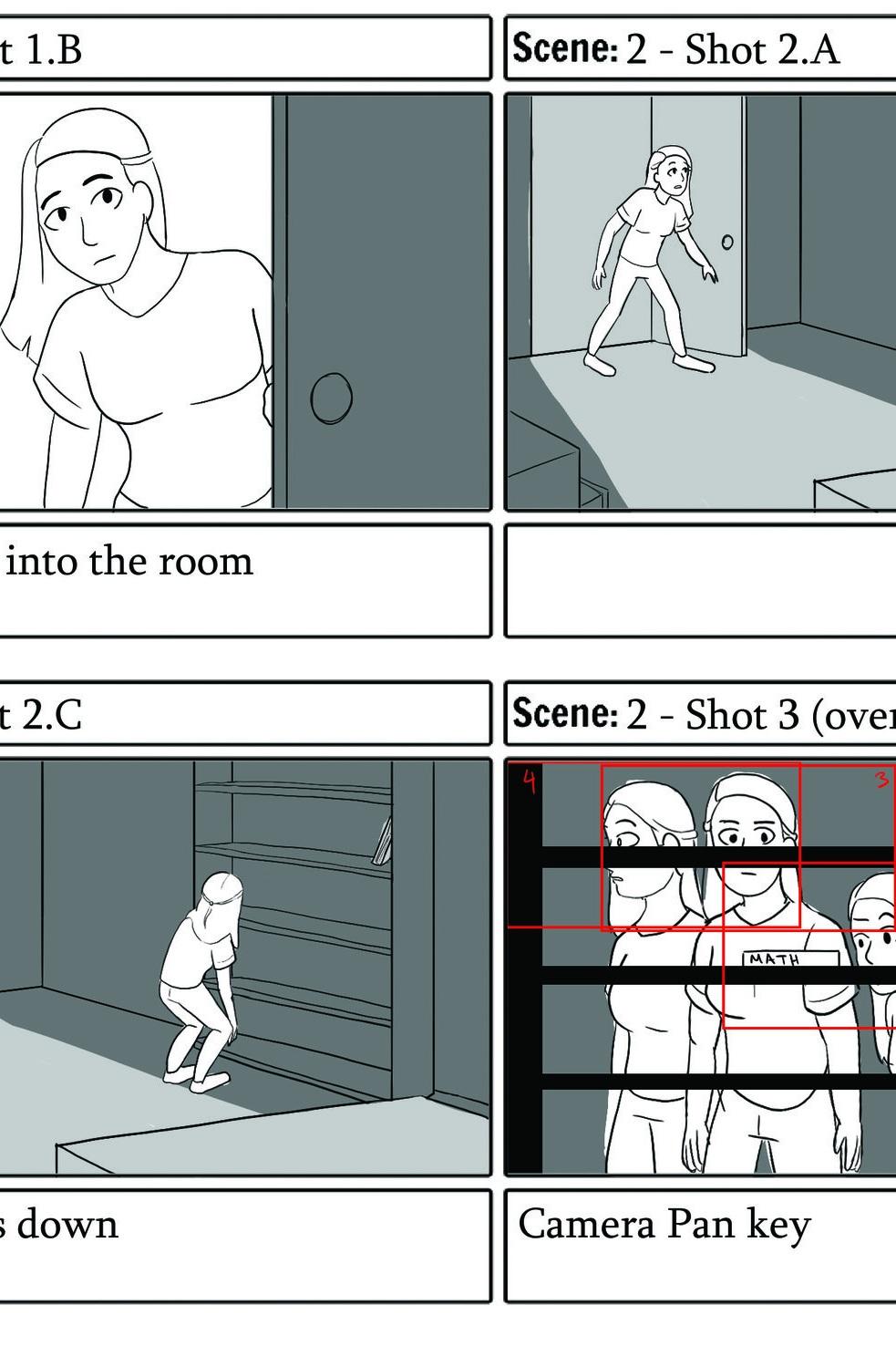 StoryBoards -