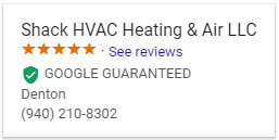 HVAC Contractor Google Guaranteed Program