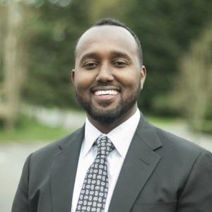 Tukwila City Councilmember Zak Idan