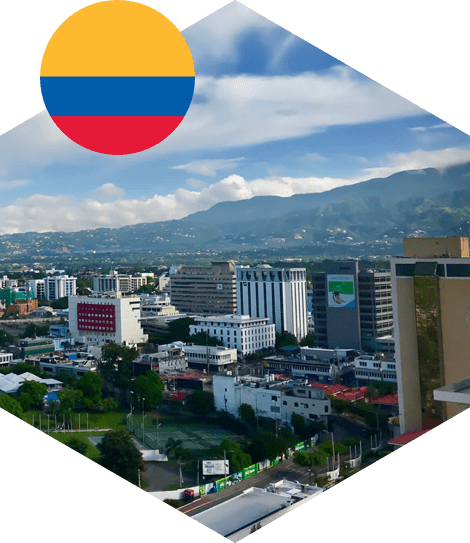 Colombia - Colombia offers the perfect climate for cultivation year-round as well as robust cannabis legislation.