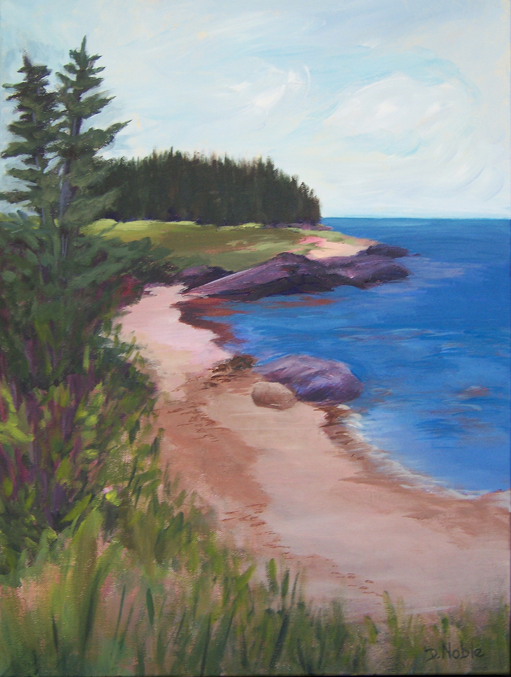 Great Spruce Head Island, 18x24.jpg