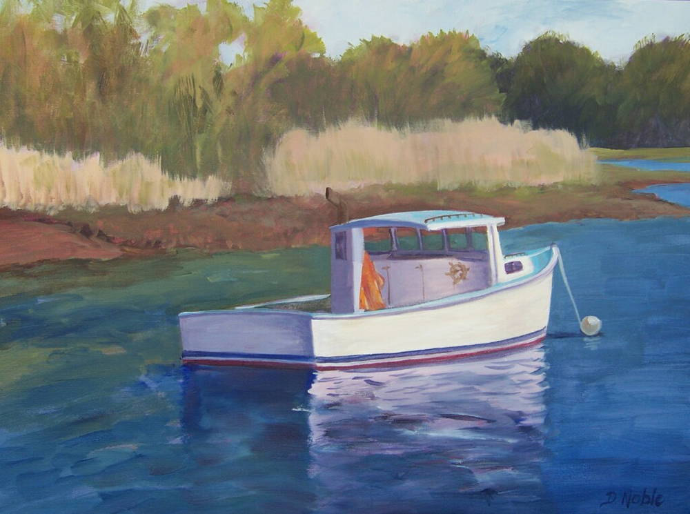 Floating in the River 18x24.jpg