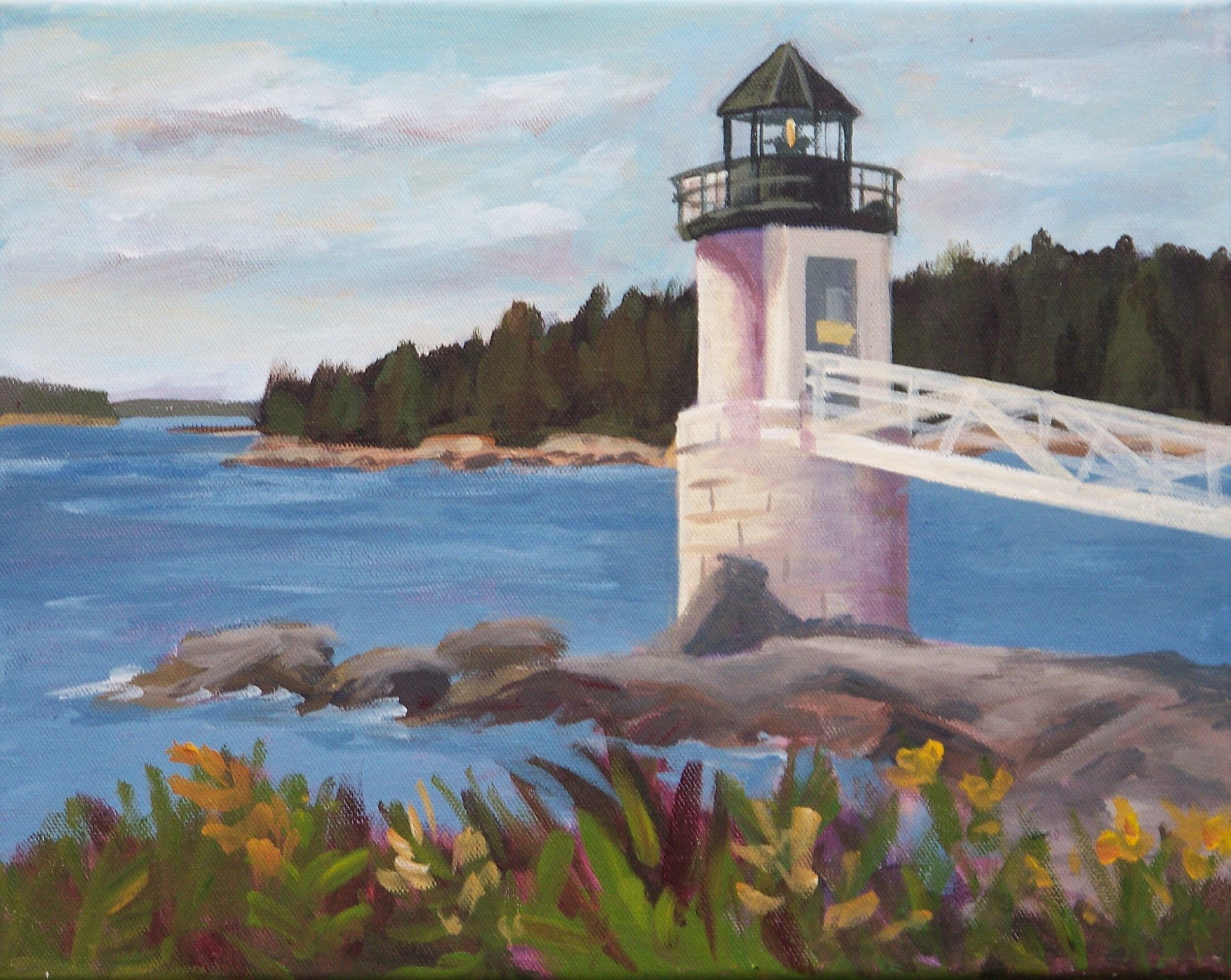 Marshall Point Light II