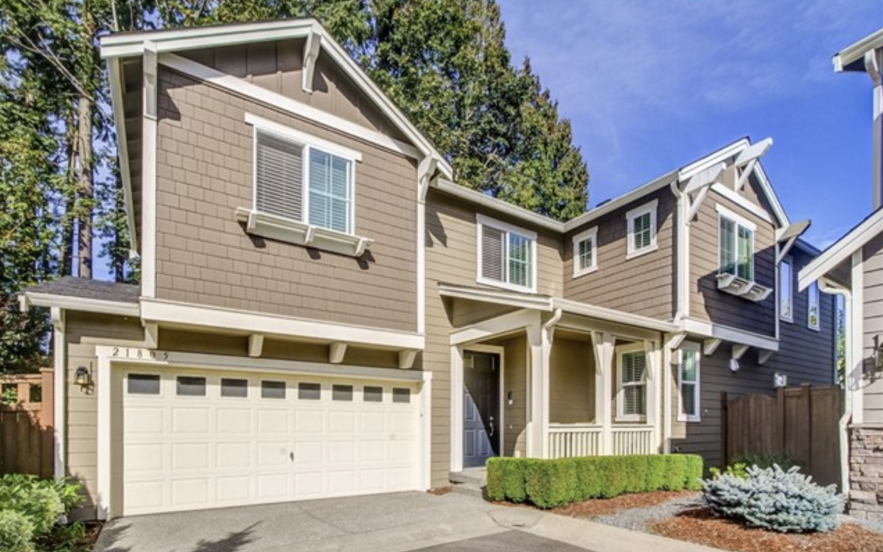 SOLD | Listing | Bothell, WA | $565,500