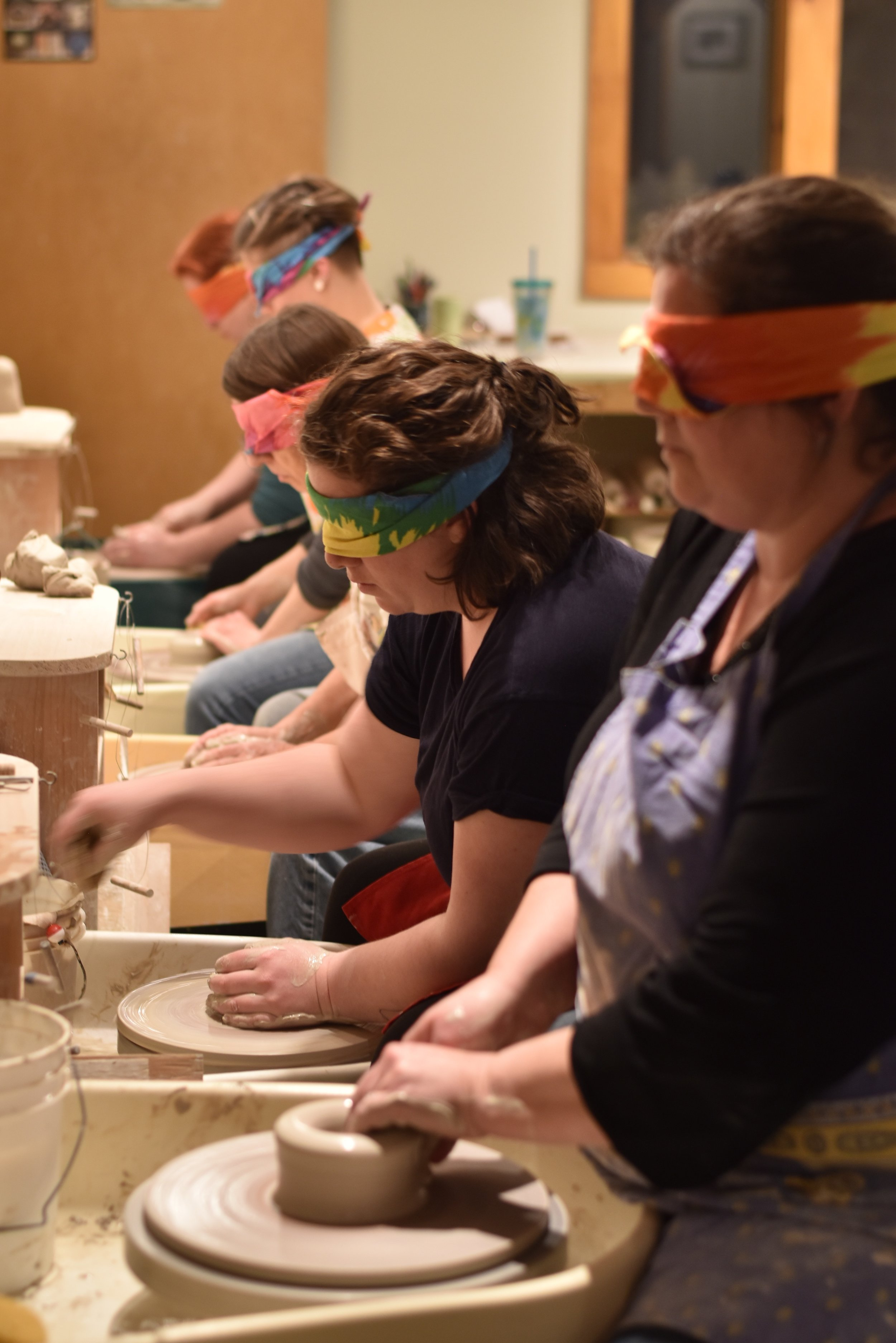 Blindfold Pottery Night at Lucy Fagella Studio.jpg