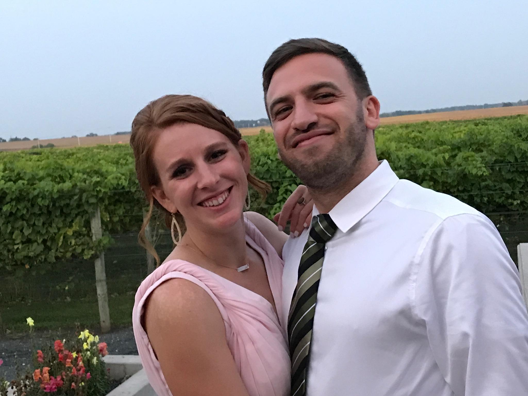 EMILY & STEVES WEDDING IN MINNESOTA