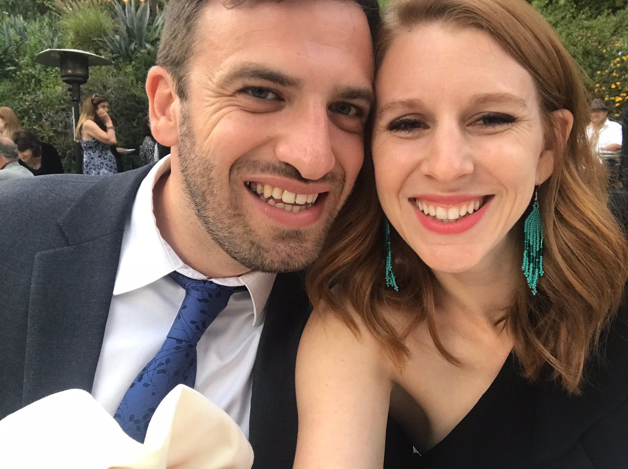 CECE & DYLAN'S WEDDING IN LA