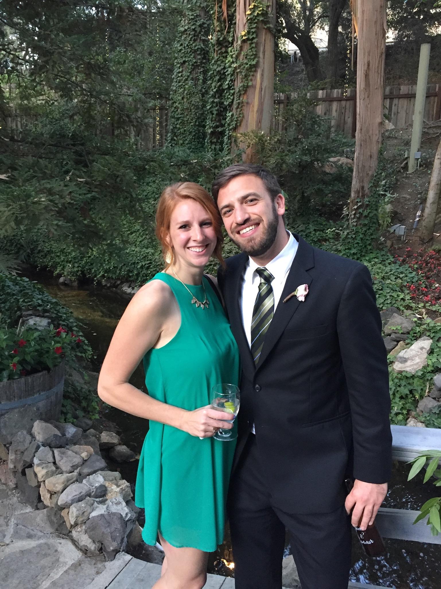 CONNOR & JAMIE'S WEDDING IN LA