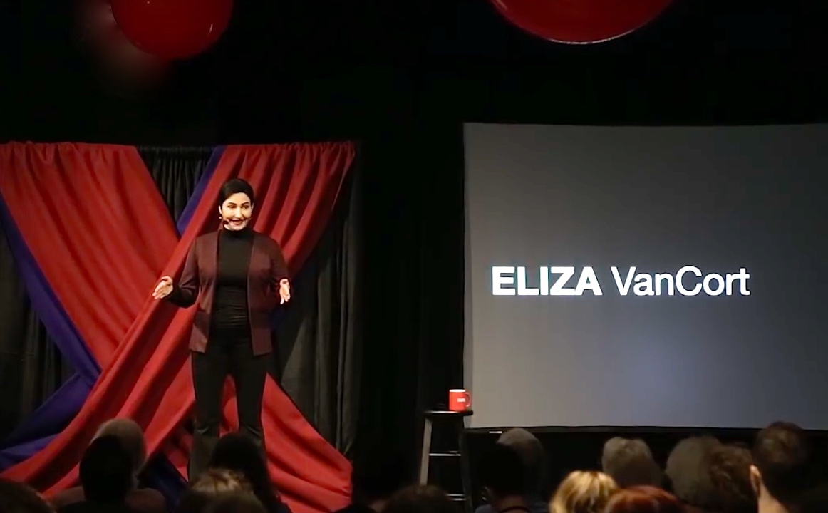 Delivering my TEDX: Women, Power and Revolutionizing Speech