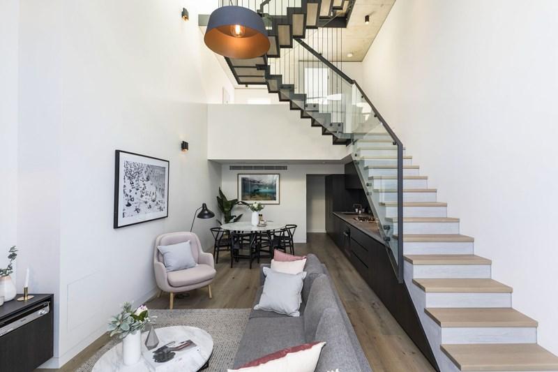 Darlinghurst – Duplex & Terrace 4 Storey -
