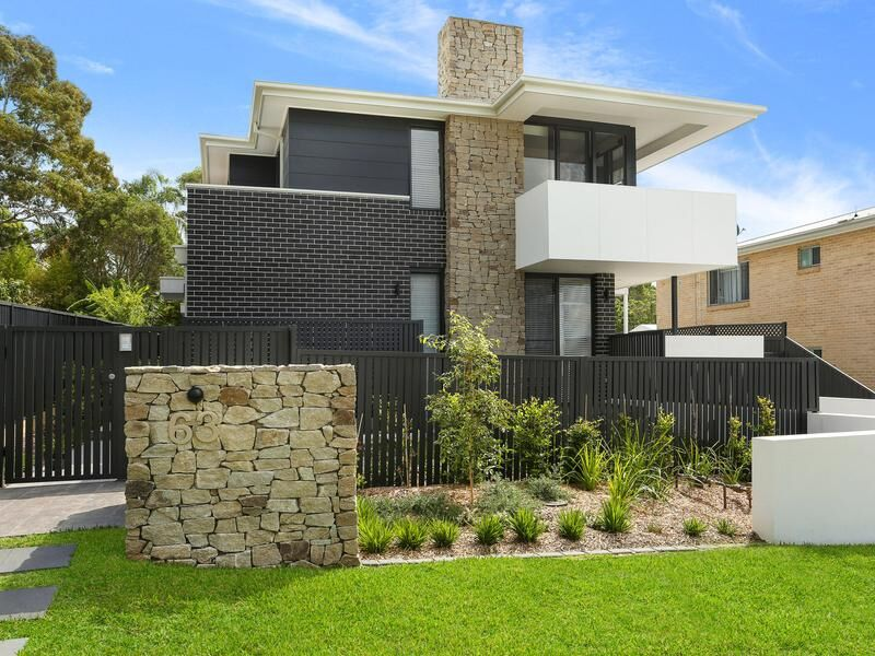 Gymea Townhouse Development -
