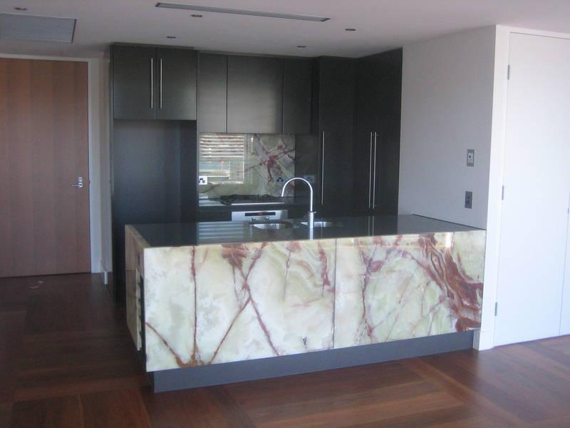 Pyrmont – Sydney Wharf Apartments -