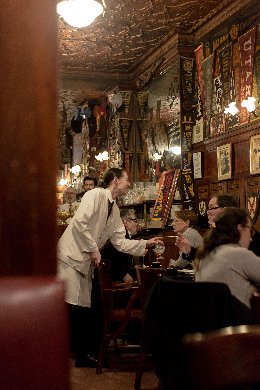 Harrys New York Bar